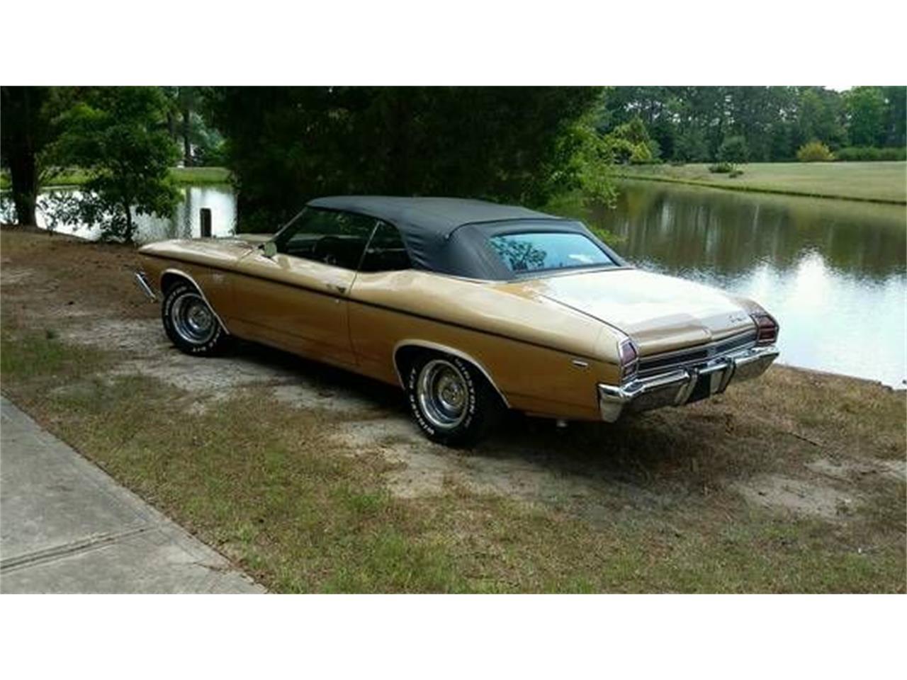 1969 Chevrolet Chevelle (CC-1125922) for sale in Cadillac, Michigan