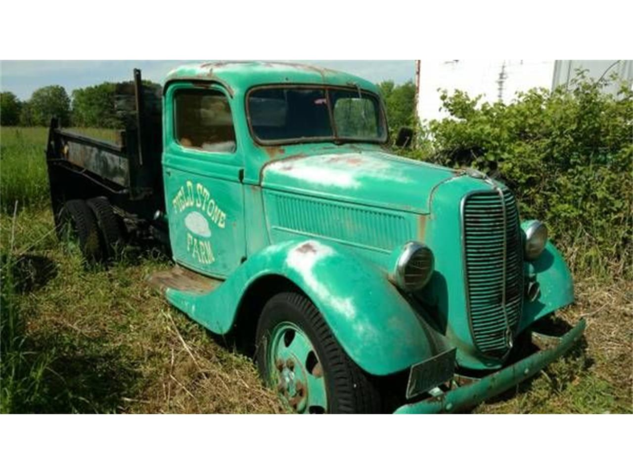 1937 Ford Pickup (CC-1125940) for sale in Cadillac, Michigan
