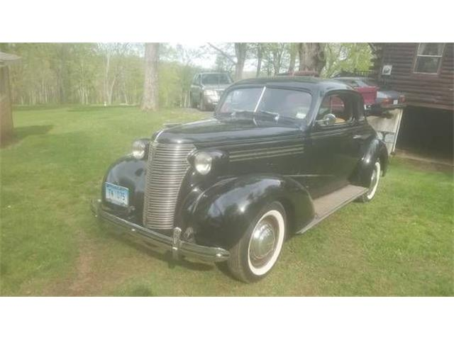 1938 Chevrolet Business Coupe (CC-1125942) for sale in Cadillac, Michigan