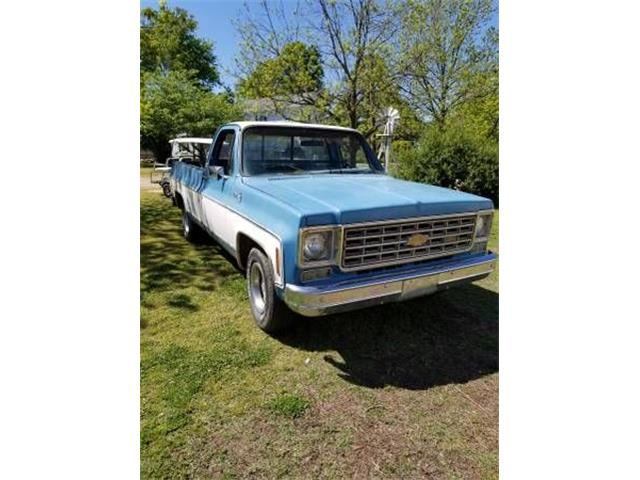 1976 Chevrolet Pickup (CC-1125945) for sale in Cadillac, Michigan
