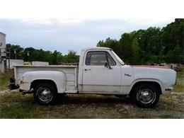 1979 Dodge D100 (CC-1125946) for sale in Cadillac, Michigan