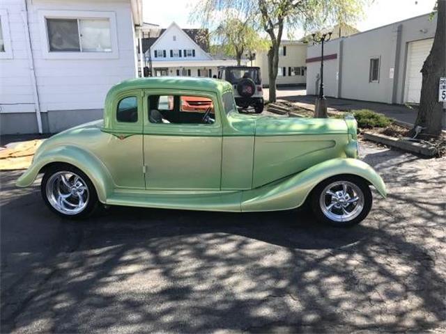 1934 Hudson Essex (CC-1120596) for sale in Cadillac, Michigan