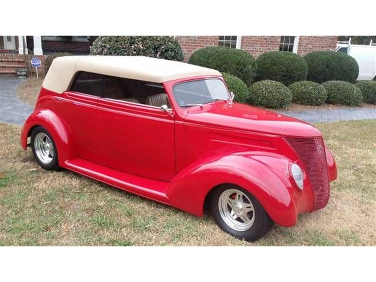 1937 Ford Convertible (CC-1125965) for sale in Cadillac, Michigan