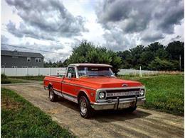 1970 Chevrolet C10 (CC-1120597) for sale in Cadillac, Michigan