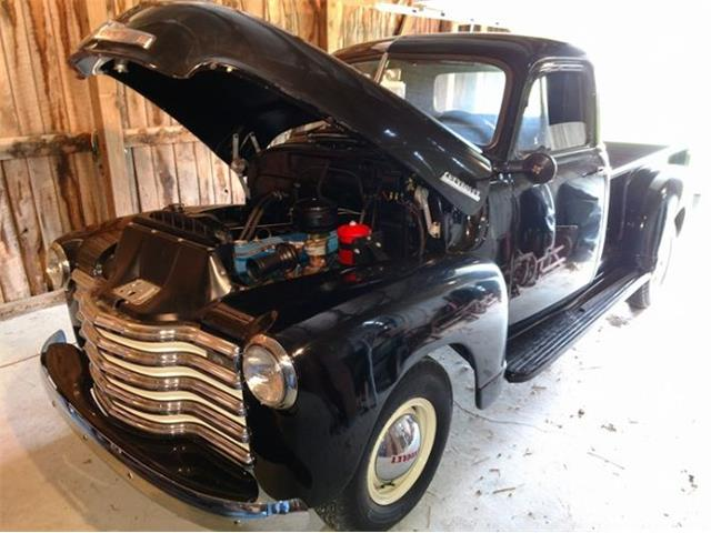 1951 Chevrolet Pickup (CC-1125971) for sale in Cadillac, Michigan