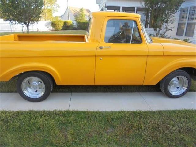 1961 Ford F100 (CC-1125993) for sale in Cadillac, Michigan