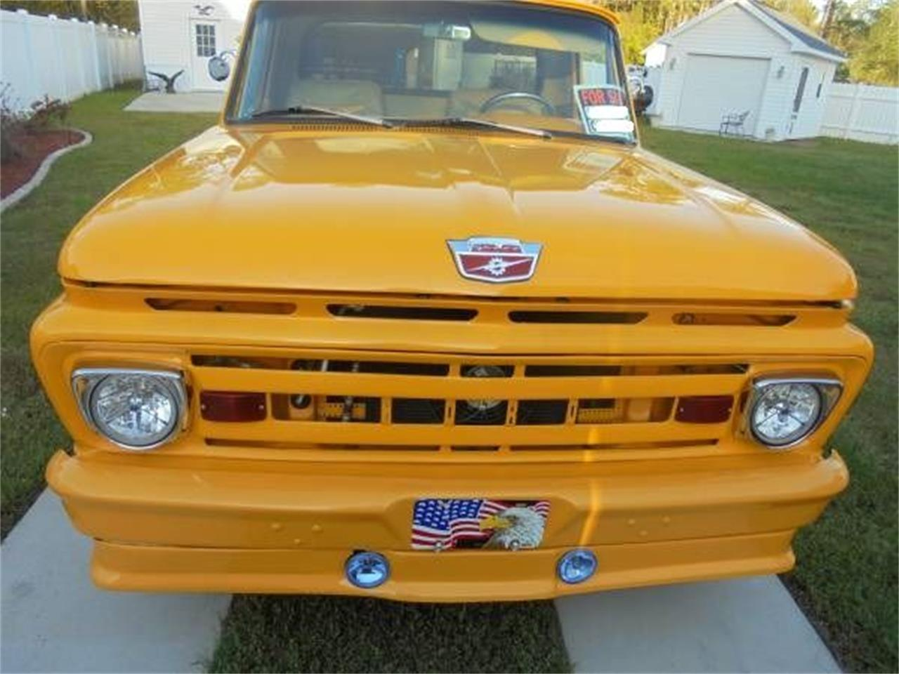1961 Ford F100 (CC-1125993) for sale in Cadillac, Michigan