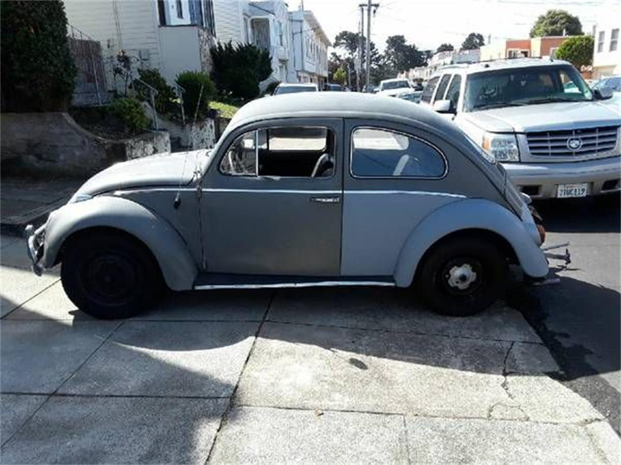1963 Volkswagen Beetle (CC-1126000) for sale in Cadillac, Michigan