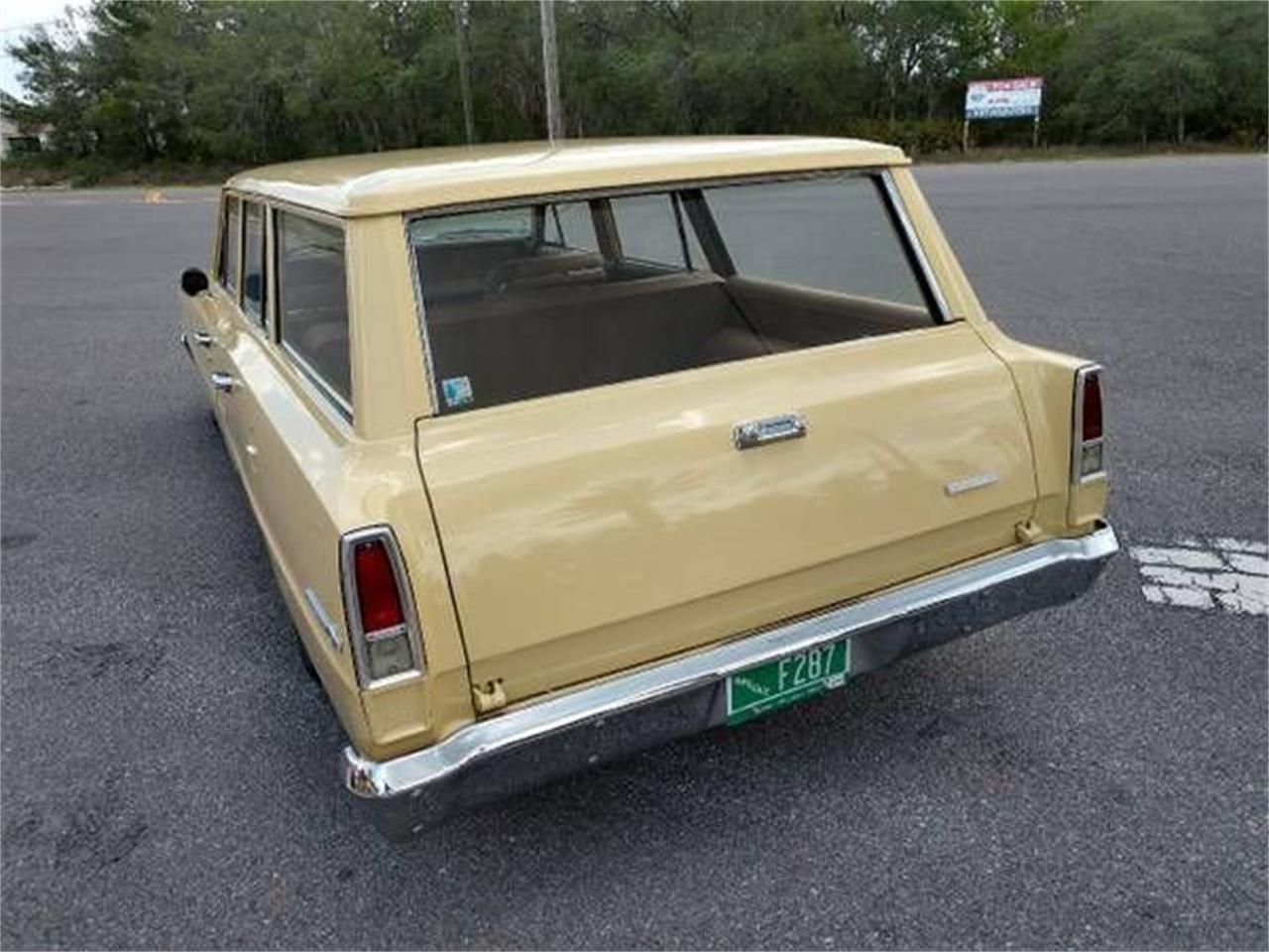 1967 Chevrolet Nova (CC-1126004) for sale in Cadillac, Michigan