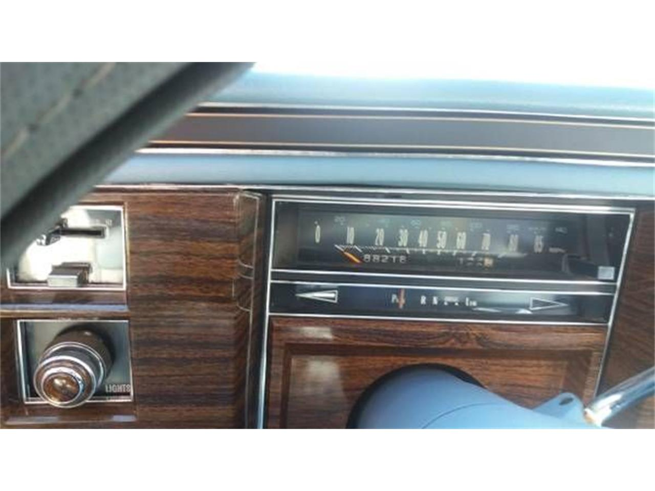 1978 Cadillac DeVille (CC-1126017) for sale in Cadillac, Michigan