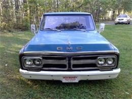 1972 GMC 1500 (CC-1126018) for sale in Cadillac, Michigan