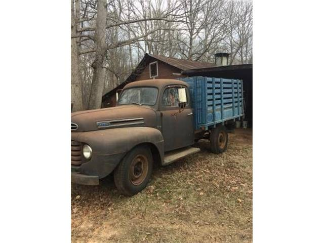 1949 Ford F3 (CC-1126022) for sale in Cadillac, Michigan