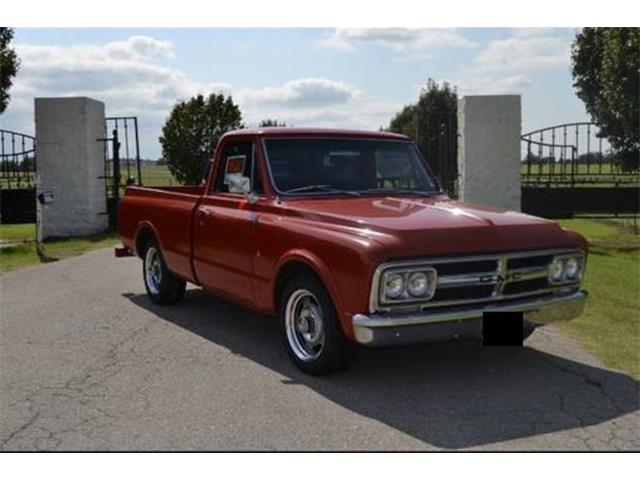1970 GMC Pickup (CC-1126027) for sale in Cadillac, Michigan