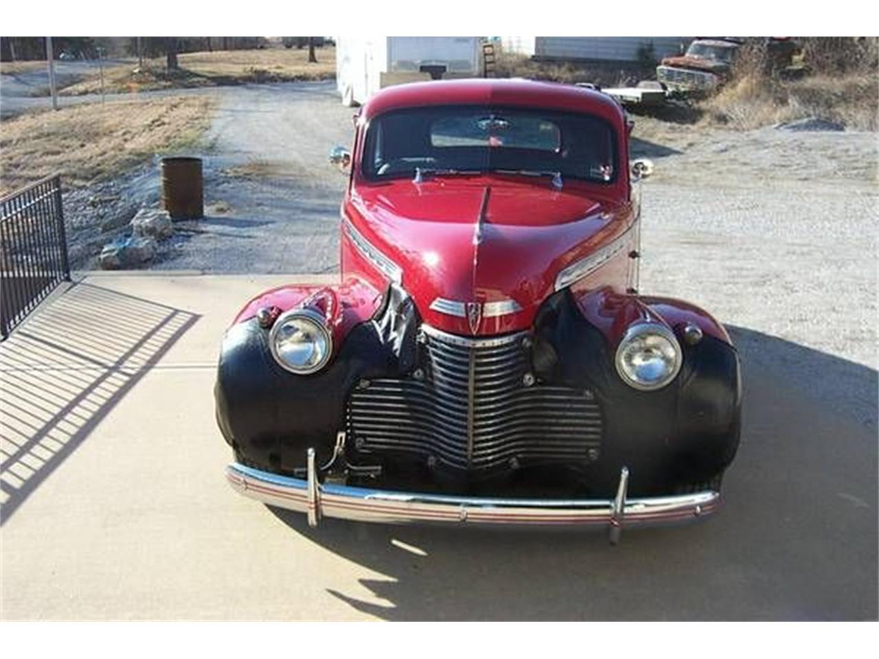 1940 Chevrolet Business Coupe (CC-1126037) for sale in Cadillac, Michigan