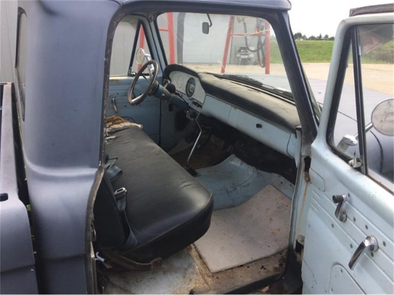 1966 Ford F150 (CC-1126039) for sale in Cadillac, Michigan
