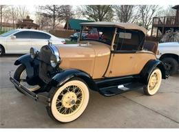 1929 Ford Model A (CC-1126041) for sale in Cadillac, Michigan