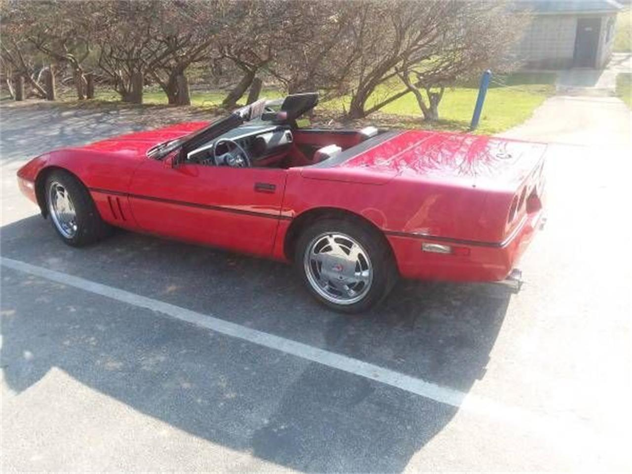 1988 Chevrolet Corvette (CC-1126050) for sale in Cadillac, Michigan