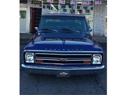 1968 Chevrolet C10 (CC-1126051) for sale in Cadillac, Michigan