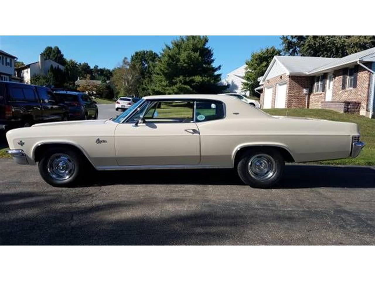 1966 Chevrolet Caprice (CC-1126053) for sale in Cadillac, Michigan