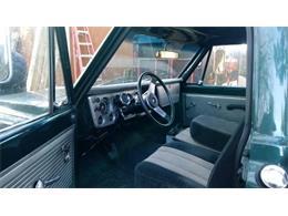 1967 Chevrolet C10 (CC-1126063) for sale in Cadillac, Michigan