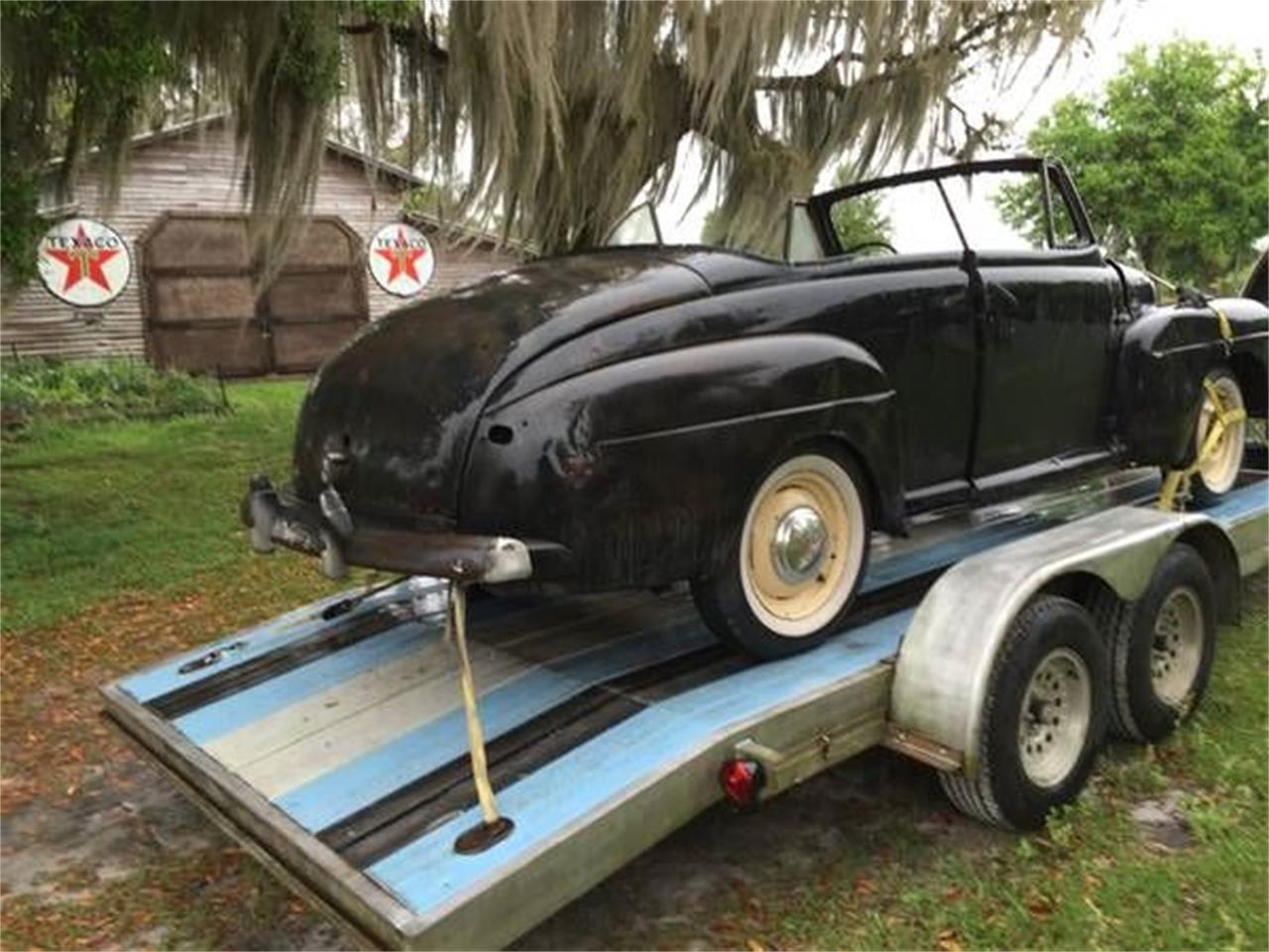 1947 Ford Convertible (CC-1120610) for sale in Cadillac, Michigan