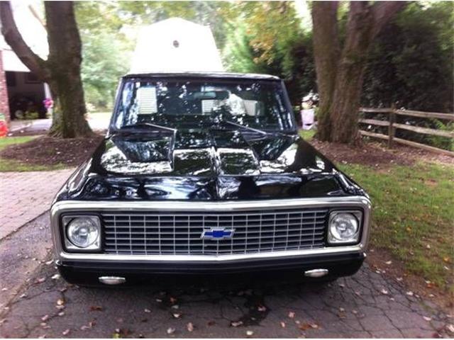 1969 Chevrolet C10 (CC-1126108) for sale in Cadillac, Michigan