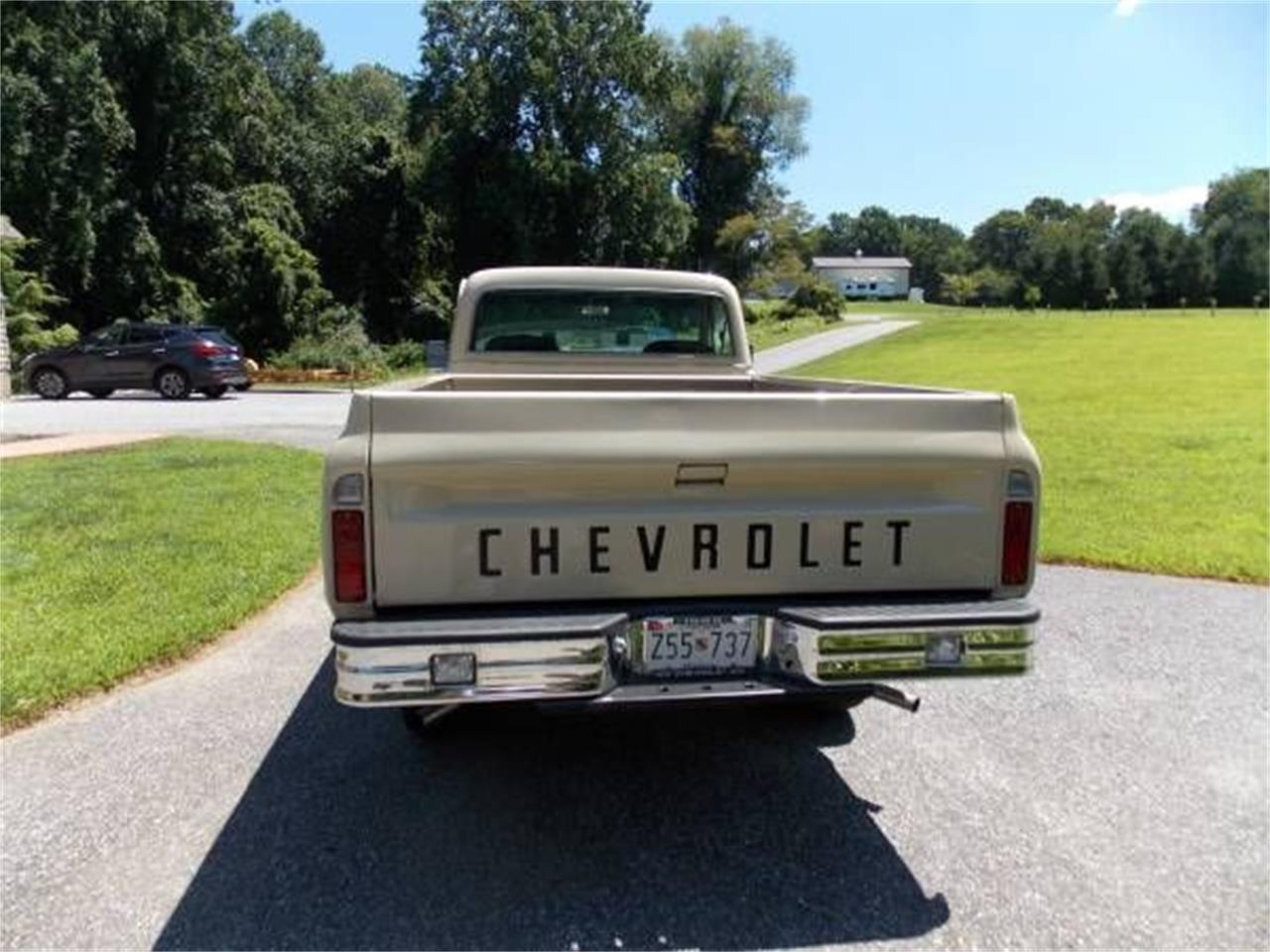 1969 Chevrolet K-10 (CC-1126109) for sale in Cadillac, Michigan