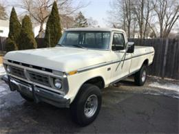 1976 Ford F250 (CC-1120614) for sale in Cadillac, Michigan