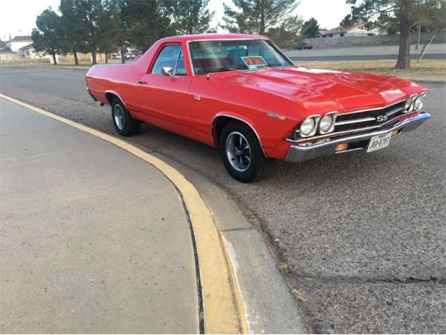 1969 Chevrolet El Camino (CC-1126146) for sale in Cadillac, Michigan