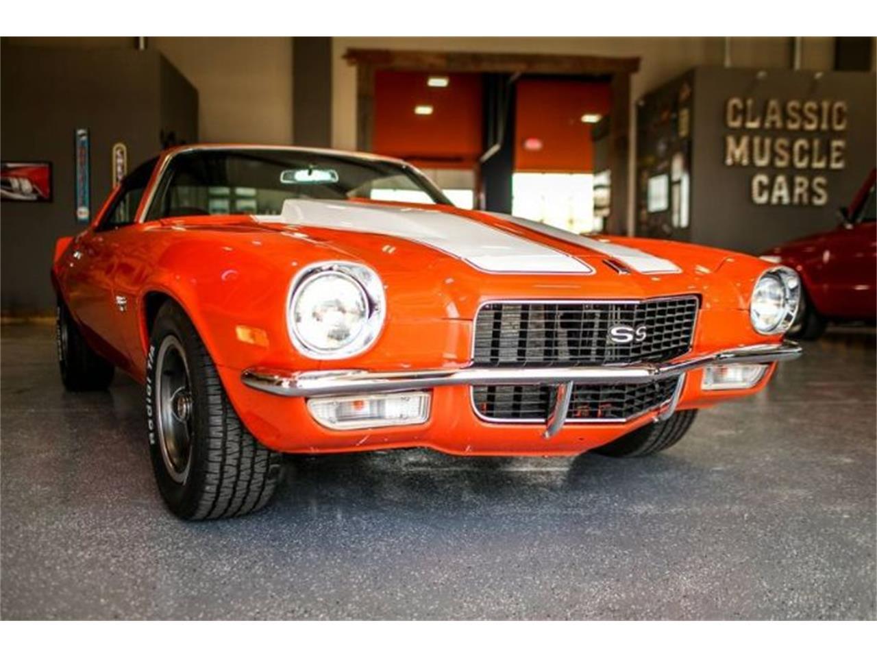 1971 Chevrolet Camaro (CC-1126147) for sale in Cadillac, Michigan