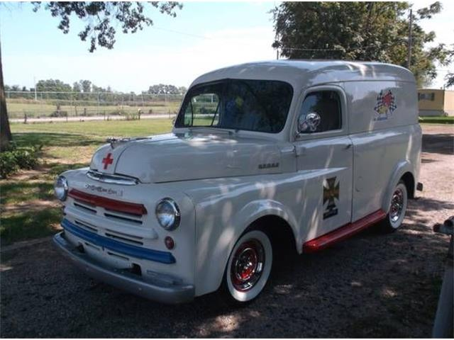1948 Dodge Town Panel (CC-1126153) for sale in Cadillac, Michigan