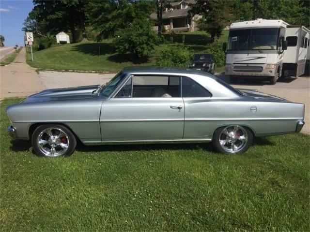 1966 Chevrolet Chevy II (CC-1126159) for sale in Cadillac, Michigan