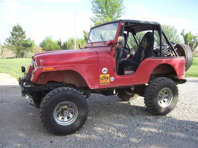1973 Jeep CJ5 (CC-1126167) for sale in Cadillac, Michigan