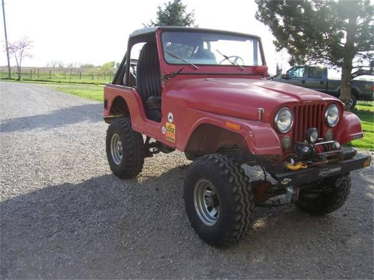 1973 Jeep CJ5 (CC-1126167) for sale in Cadillac, Michigan