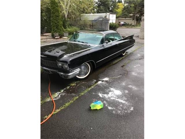 1960 Cadillac Coupe DeVille (CC-1126171) for sale in Cadillac, Michigan