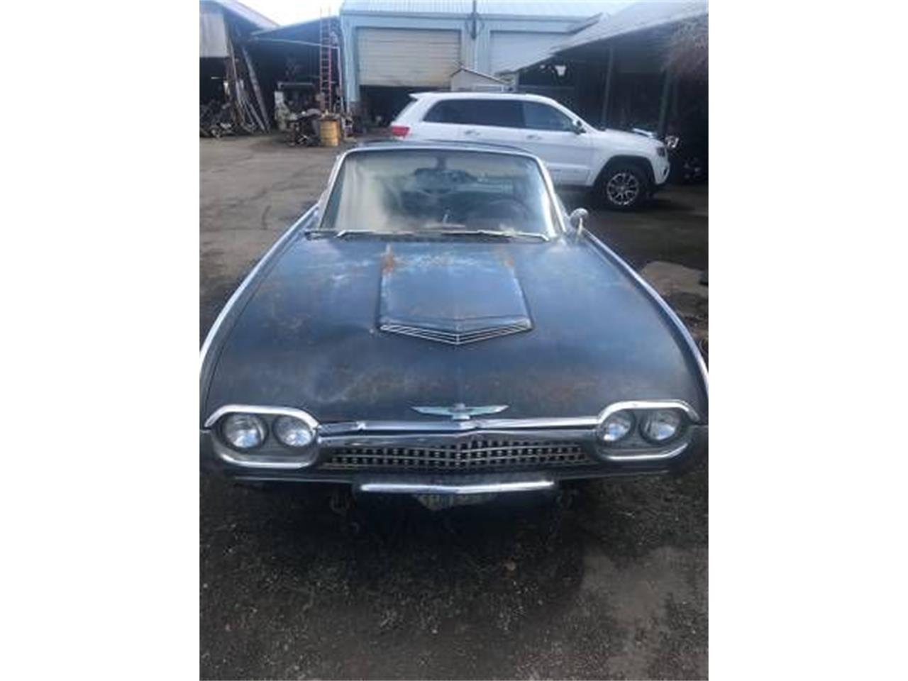 1962 Ford Thunderbird (CC-1126183) for sale in Cadillac, Michigan