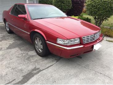 2001 Cadillac Eldorado (CC-1126202) for sale in Cadillac, Michigan