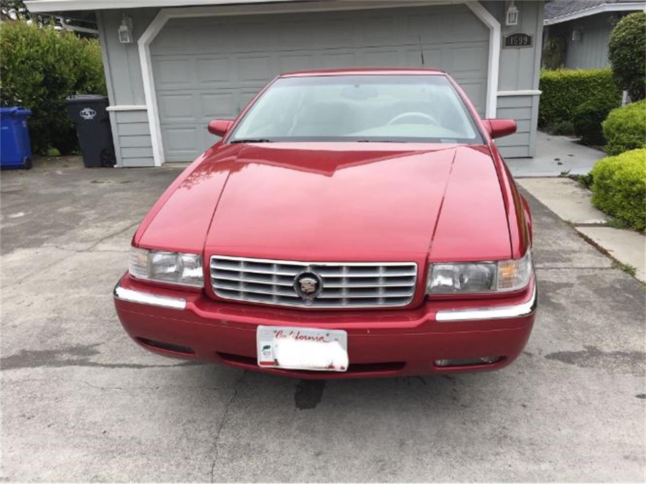 2001 Cadillac Eldorado (CC-1126202) for sale in Cadillac, Michigan