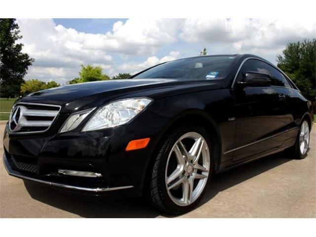 2012 Mercedes-Benz E350 (CC-1126226) for sale in Cadillac, Michigan