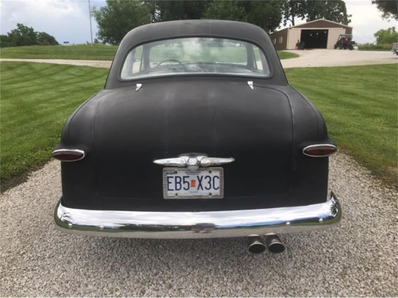 1949 Ford Custom (CC-1126229) for sale in Cadillac, Michigan