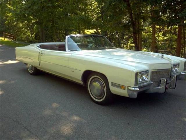1971 Cadillac Eldorado (CC-1126258) for sale in Cadillac, Michigan