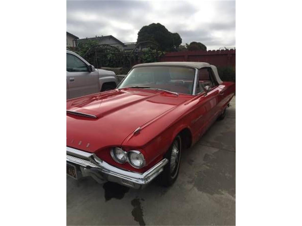 1964 Ford Thunderbird (CC-1126273) for sale in Cadillac, Michigan