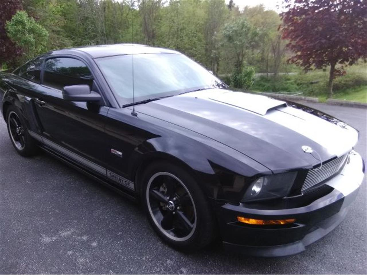 2007 Ford Mustang (CC-1126280) for sale in Cadillac, Michigan