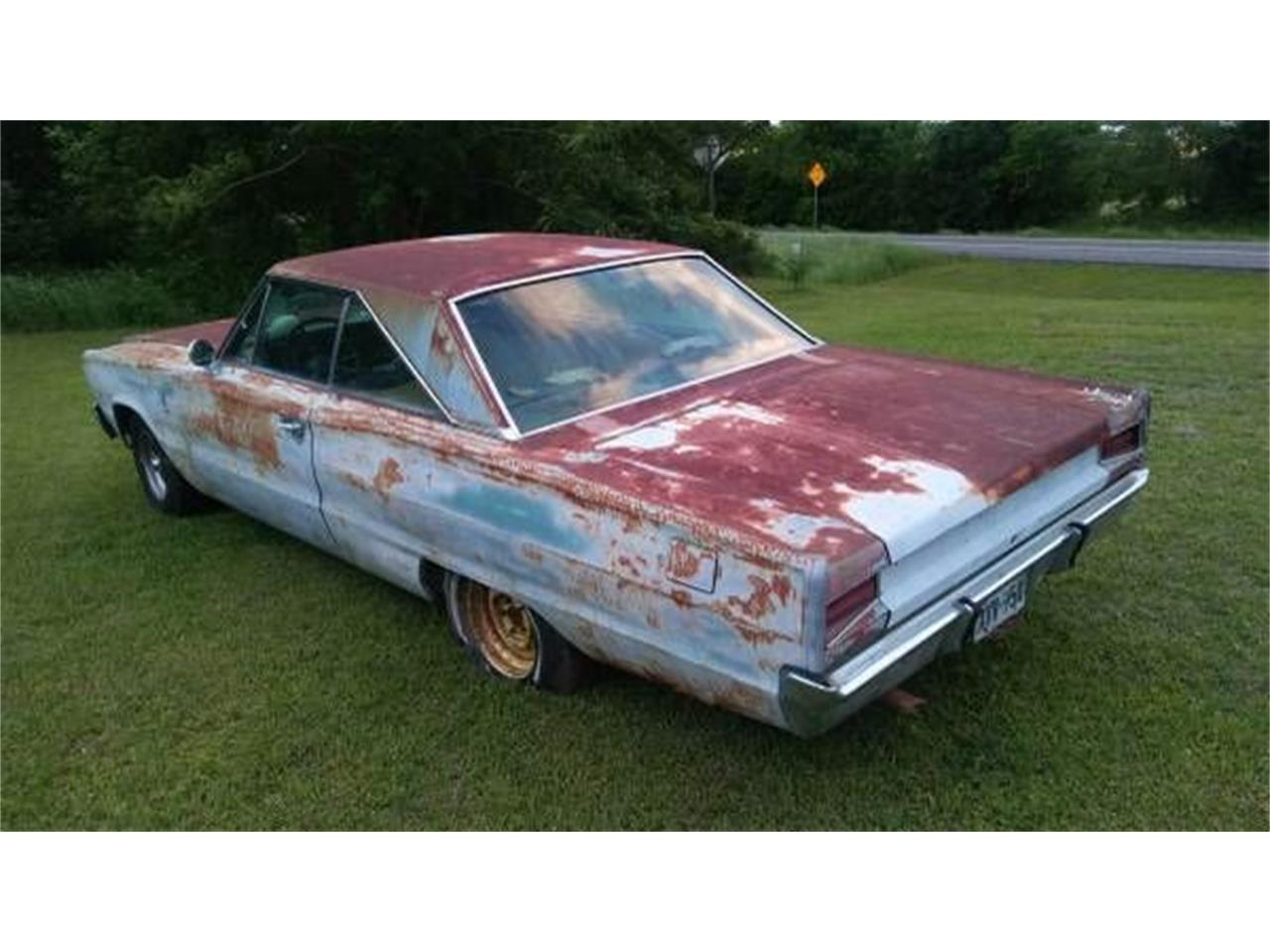 1967 Dodge Coronet (CC-1120063) for sale in Cadillac, Michigan