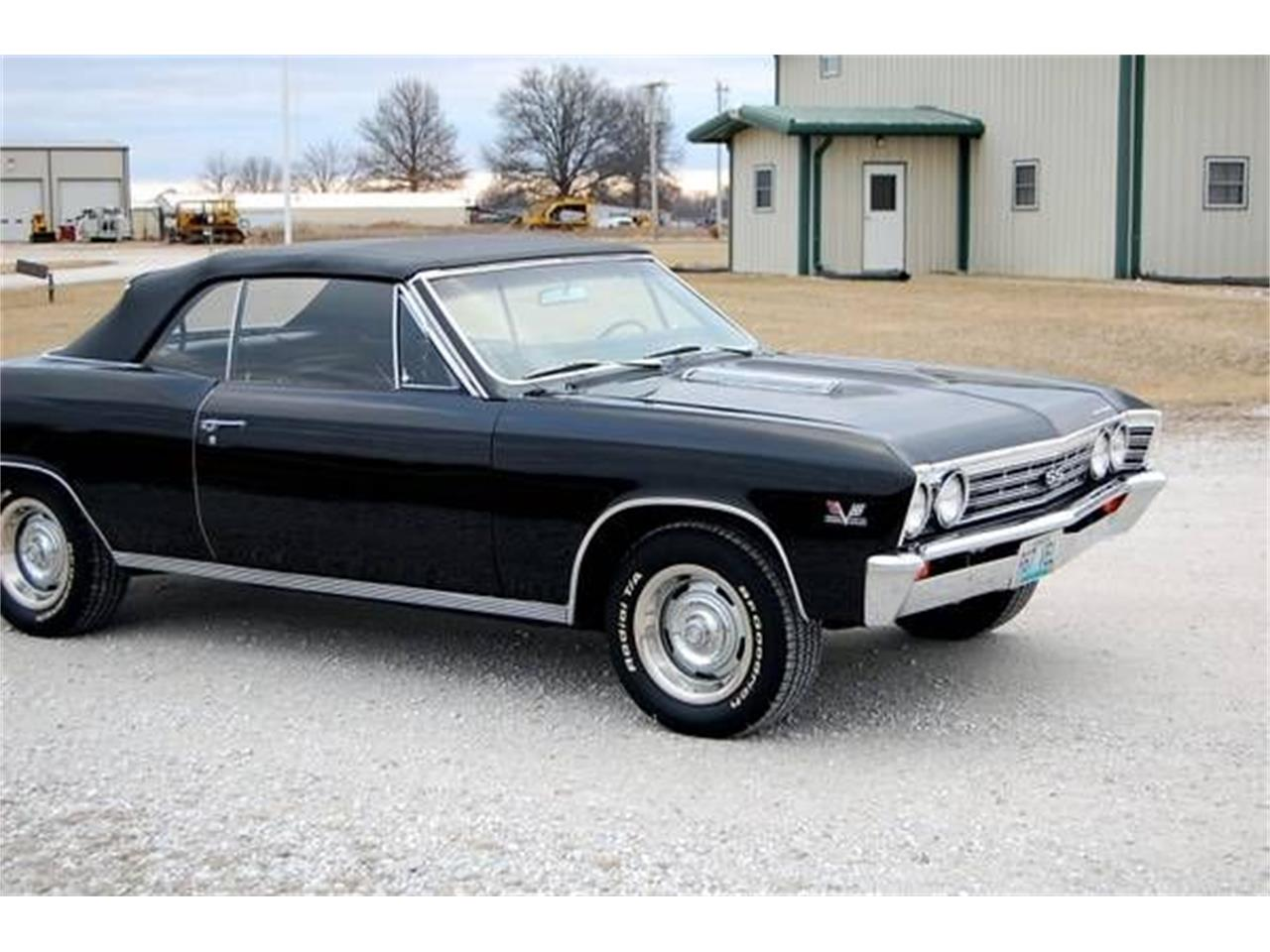 1967 Chevrolet Chevelle (CC-1126302) for sale in Cadillac, Michigan