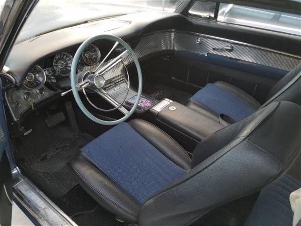 1962 Ford Thunderbird (CC-1126309) for sale in Cadillac, Michigan