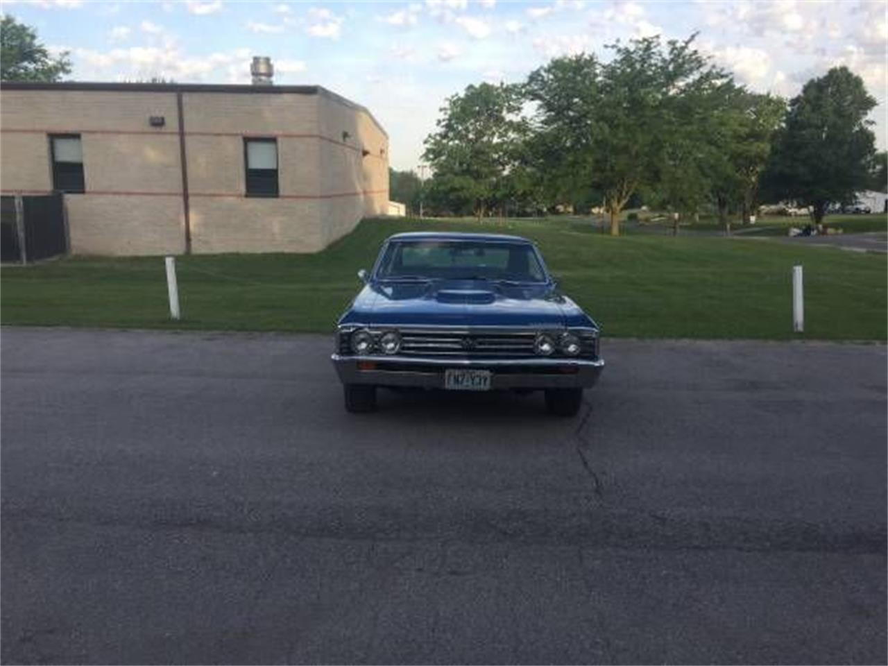 1967 Chevrolet Chevelle (CC-1126312) for sale in Cadillac, Michigan
