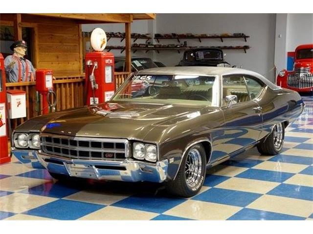 1969 Buick Gran Sport (CC-1126314) for sale in Cadillac, Michigan