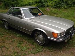 1973 Mercedes-Benz 450SL (CC-1120635) for sale in Cadillac, Michigan
