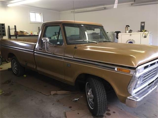 1973 Ford F100 (CC-1126364) for sale in Cadillac, Michigan